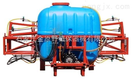 金原野拖拉机悬挂式喷雾机
