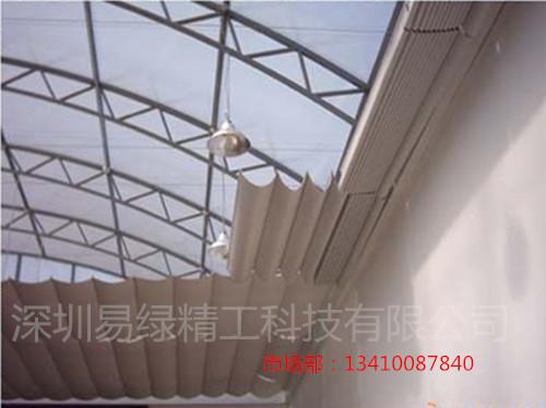 厂房体育馆会展中心彩钢板玻璃钢结构屋顶喷雾喷淋降温设备