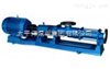 G40-1浓浆专用G型螺杆泵